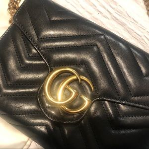 Gucci crossbody bag marmont